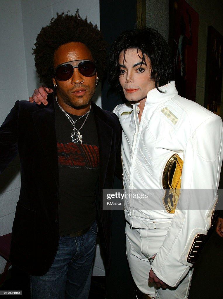 Michael Jackson 30th Anniversary Celebration - 2nd Show - Backstage