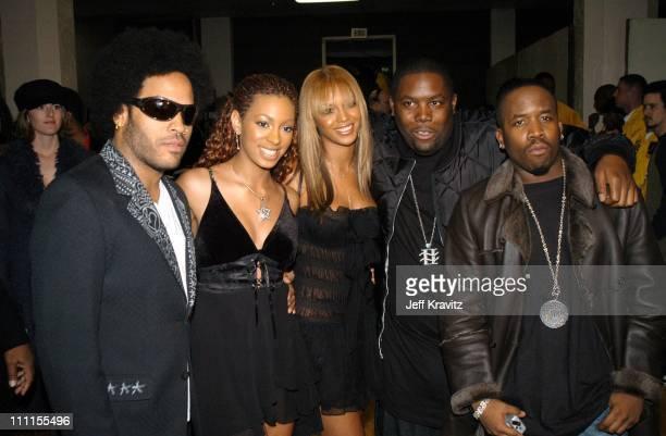 Lenny Kravitz Solange Knowlesk Beyonce Knowles Outkast