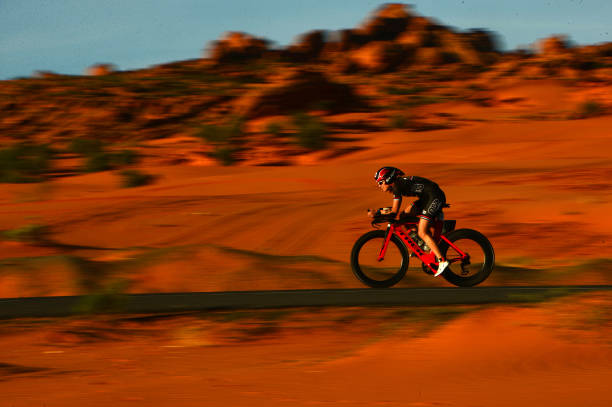 IRONMAN 70.3 St George