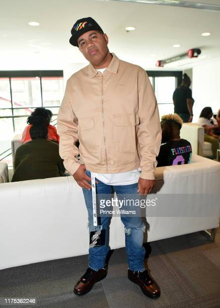 Lenny S attends 2019 A3C Festival Conference at Atlanta Conference center at AmericasMart on October 11 2019 in Atlanta Georgia
