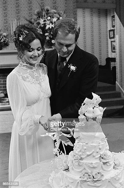 LIGHT Lenore Kasdorf as Rita Stapleton Bauer and Mart Hulswit as Dr Ed Bauer Image dated November 17 1978