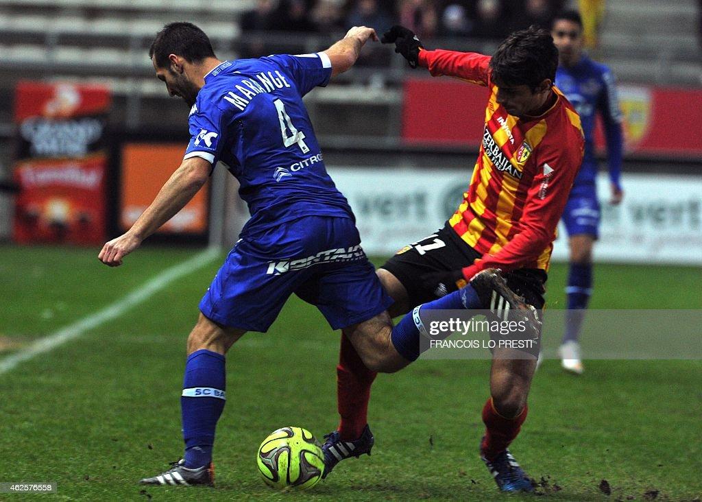 RC Lens v SC Bastia - Ligue 1