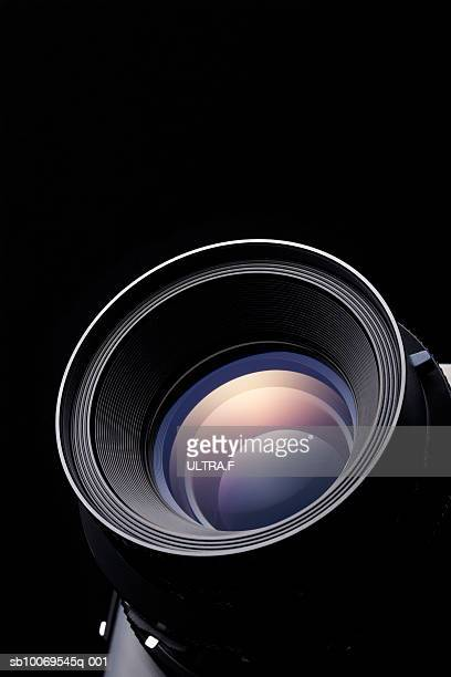 Lens for medium-format camera, close-up