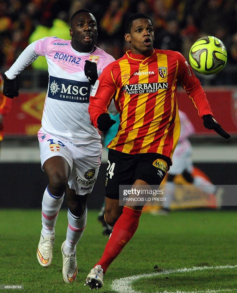 RC Lens v Evian Thonon Gaillard FC - Ligue 1