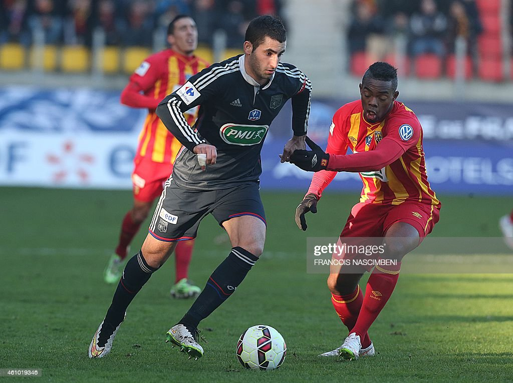 Lens v Lyon - Coupe de France