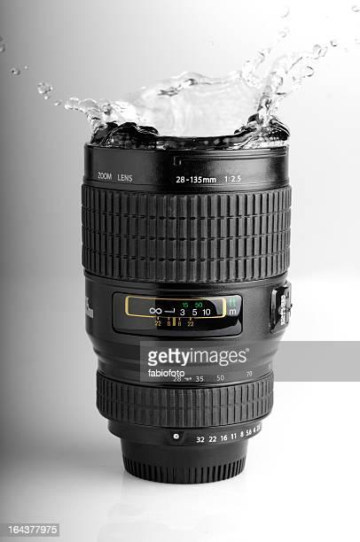 Lens Splash