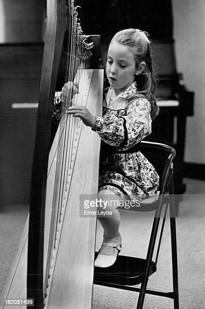 APR 23 1980 MAY 10 1980 MAY 14 1980 Lenski Lois Elementary School Glynnis Robbins plays Claire de Lune