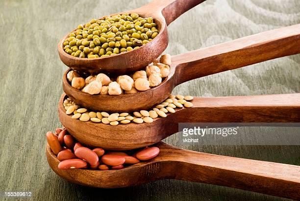 Lentil collection