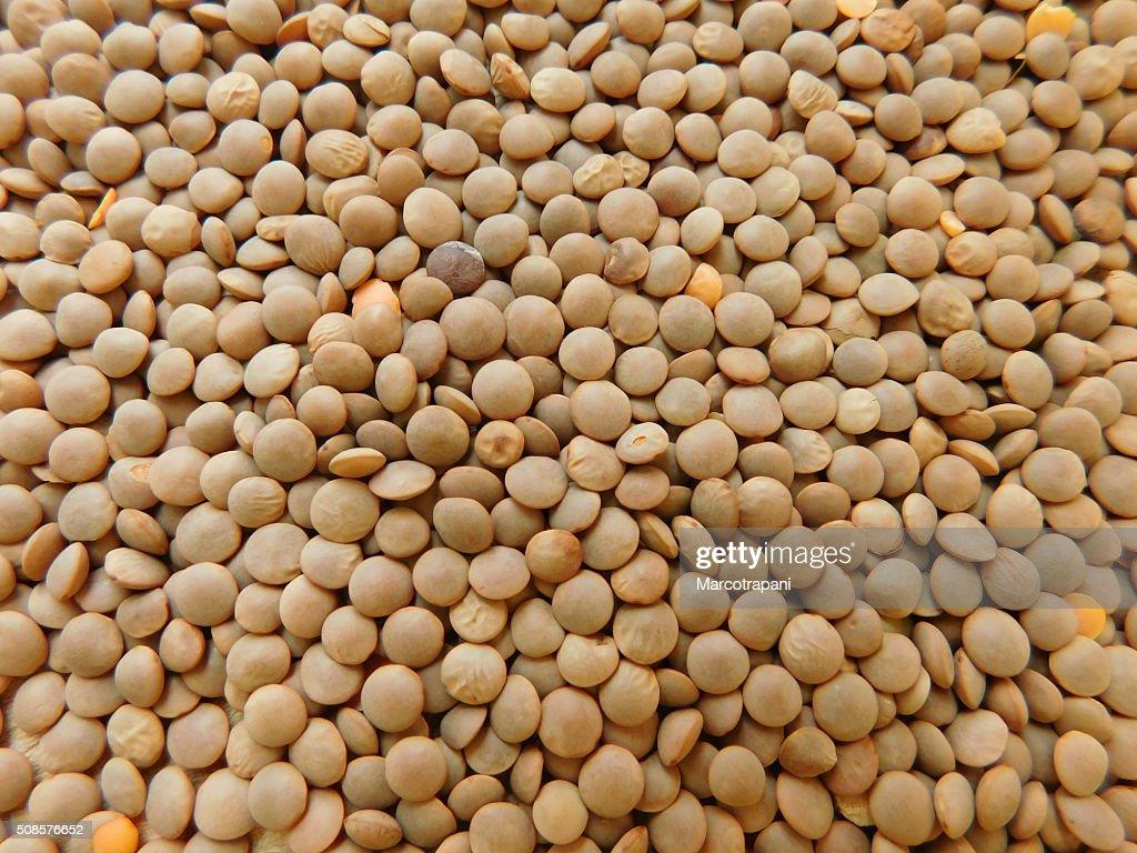 lentils to eat : Stock Photo