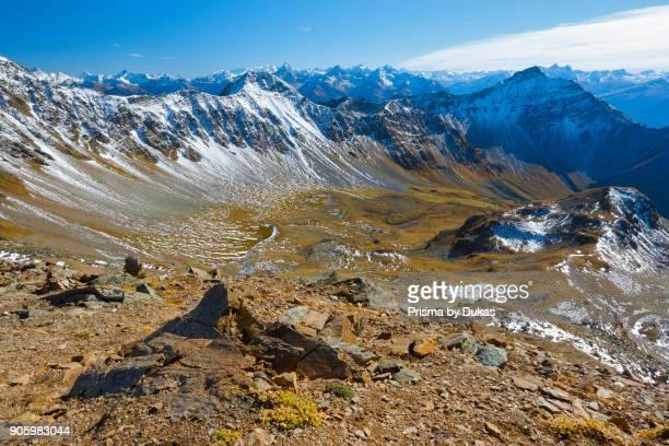 Lenzerhorn 2906 m Grisons Switzerland