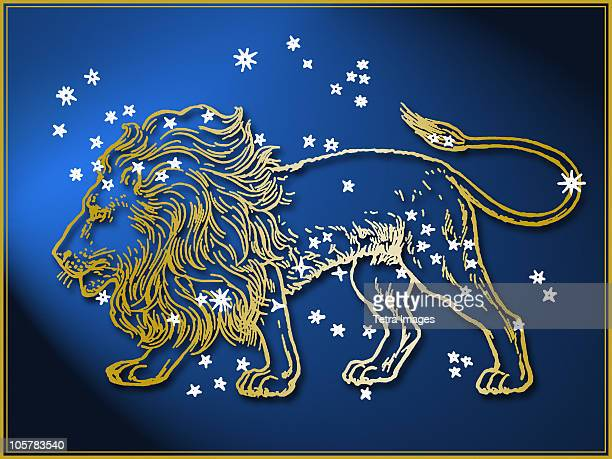 Leo astrological sign