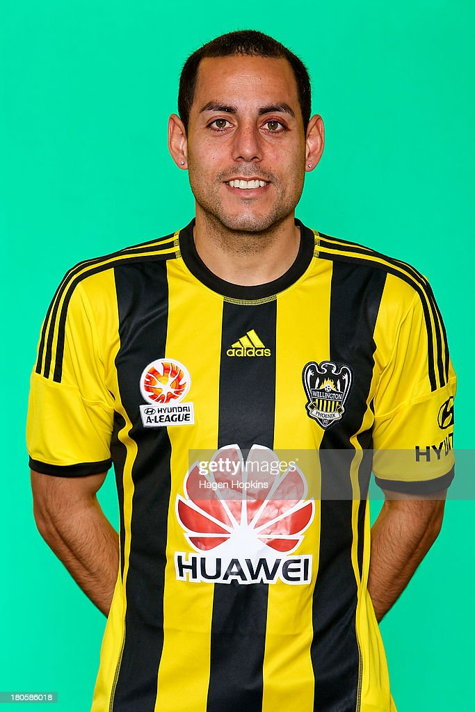 2013/14 Wellington Phoenix Headshots Session