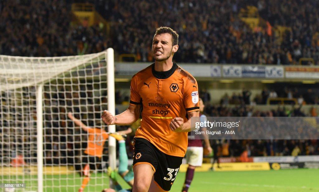 Wolverhampton Wanderers v Aston Villa - Sky Bet Championship