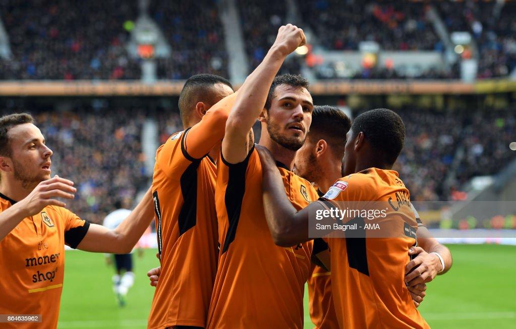 Wolverhampton Wanderers v Preston North End - Sky Bet Championship : News Photo