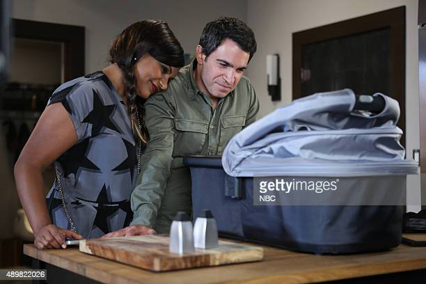 PROJECT 'Leo Castellano Is My Son' Episode 403 Pictured Mindy Kaling as Mindy Chris Messina as Danny