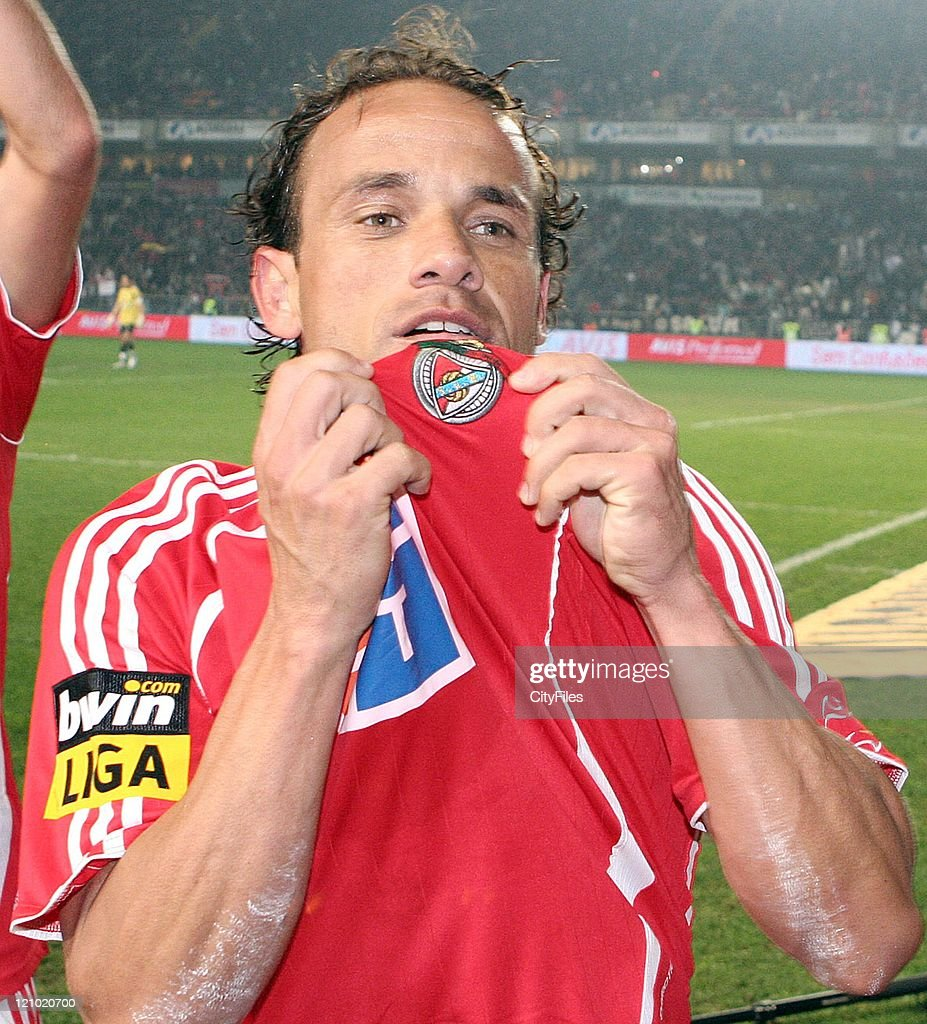 Leo during the Portuguese Bwin League match between Academica de Coimbra and Benfica, January 15, 2007.