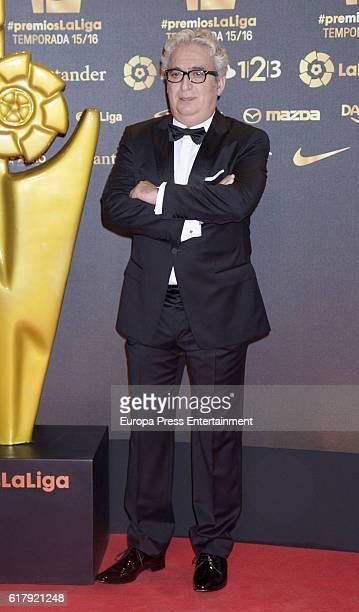 Leo Harlem attends the LFP Soccer Awards Gala 2016 at Palacio de Congresos on October 24, 2016 in Valencia, Spain.
