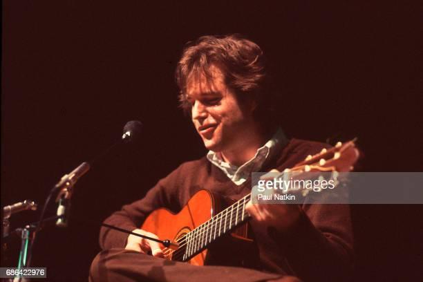 Leo Kottke at the Auditorium Theater in Chicago Illinois March 13 1977