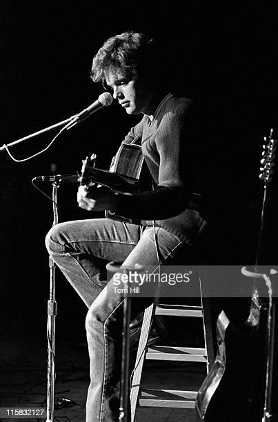 Leo Kottke famed 12string guitar stylist during Leo Kottke in Concert at the University of Georgia's Drama Theater January 23 1973 at UGA's Drama...