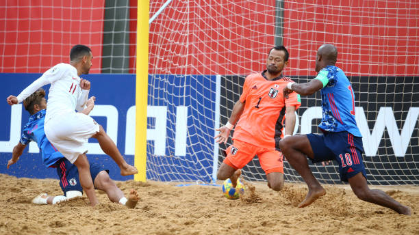 PRY: Japan v Portugal - FIFA Beach Soccer World Cup Paraguay 2019