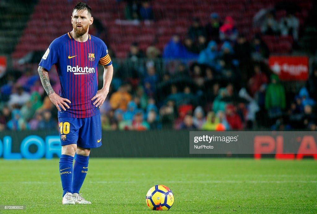 Barcelona v Sevilla - La Liga : Foto di attualità