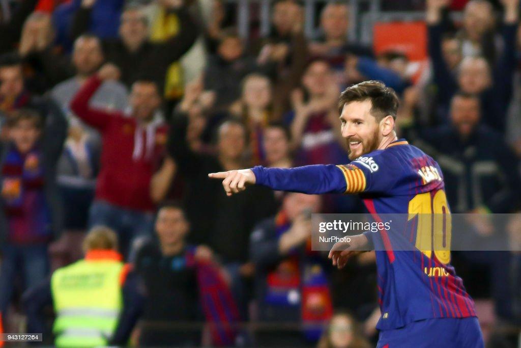 Barcelona v Leganes - La Liga : News Photo