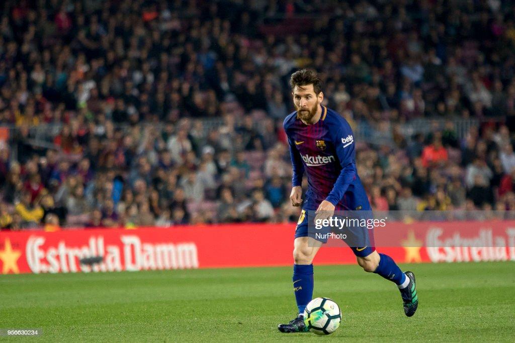 Barcelona v Villarreal - La Liga : Fotografía de noticias