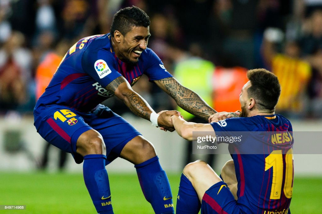 Barcelona v Eibar - La Liga : ニュース写真