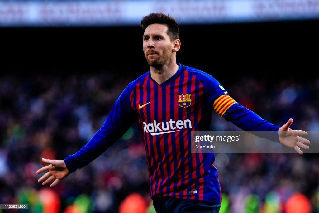 FC Barcelona v RCD Espanyol - La Liga : ニュース写真
