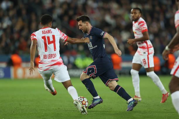 FRA: Paris Saint-Germain v RB Leipzig: Group A - UEFA Champions  League