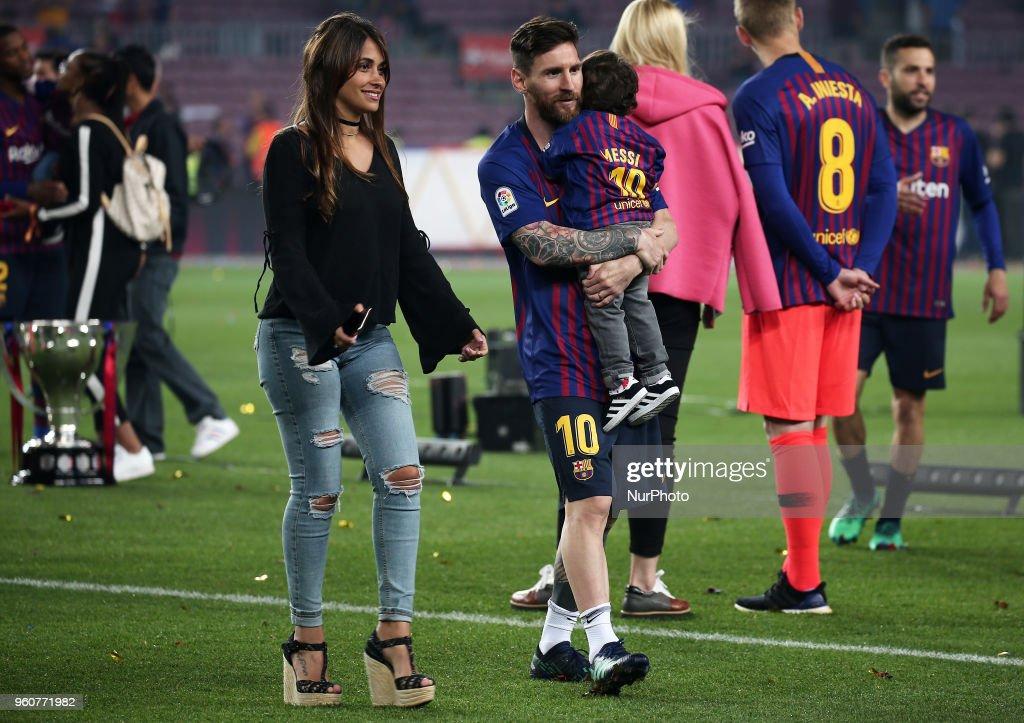 Barcelona v Real Sociedad - La Liga : News Photo