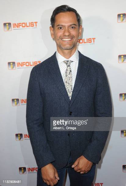 Leo Rod arrives for PreOscar Soiree Hosted By INFOListcom and Birthday Celebration for Founder Jeff Gund held at SkyBar at the Mondrian Los Angeles...