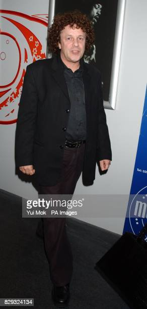 Leo Sayer arrives at the launch party for the exhibition Jimi At The Marquee featuring the world's largest collection of Jimi Hendrix memorabilia at...