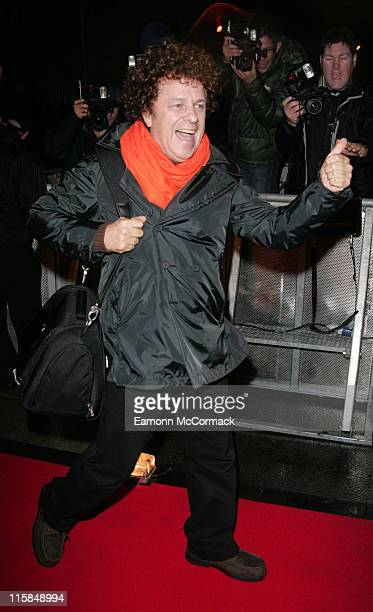 Leo Sayer during The Launch of Celebrity Big Brother 2007 at Elstree Studios in Hertfordshire Great Britain