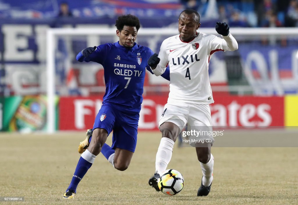 Suwon Samsung Bluewings v Kashima Antlers - AFC Champions League Group H