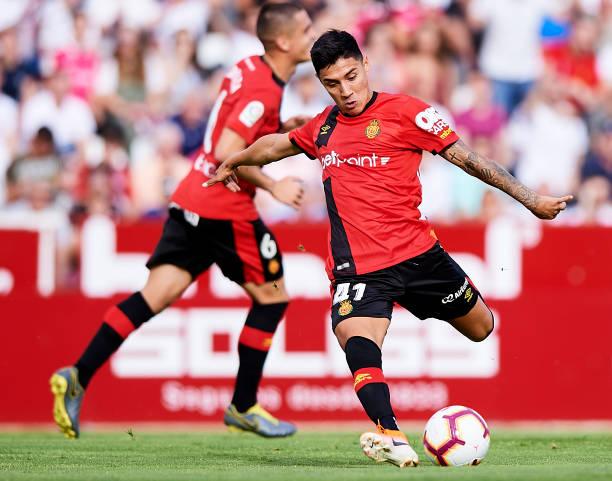 ESP: Albacete v Mallorca - Liga 123 ALBACETE-MALLORCA