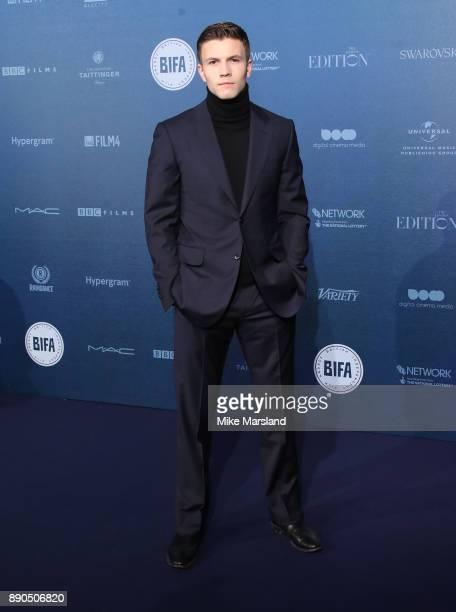 Leo Suter attends the British Independent Film Awards held at Old Billingsgate on December 10 2017 in London England