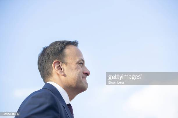 Leo Varadkar Irish Prime Minister arrives for an informal dinner at Sofia Tech Park in Sofia Bulgaria on Tuesday May 15 2018 The EU's poorestnation...