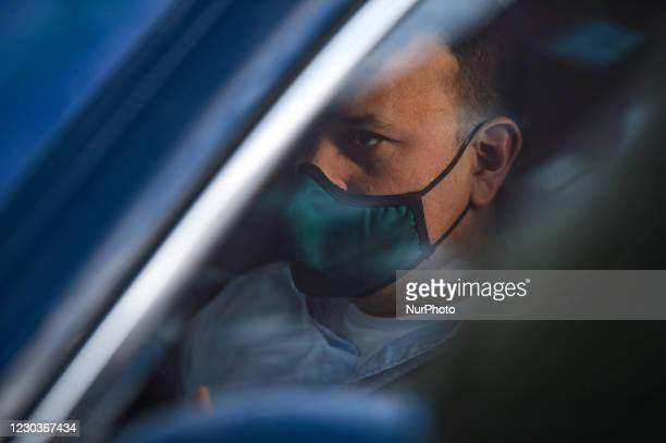 Leo Varadkar, Tanaiste and Minister for Enterprise, Trade and Employment, arriving at Government Buildings for this afternoon's emergency Cabinet...
