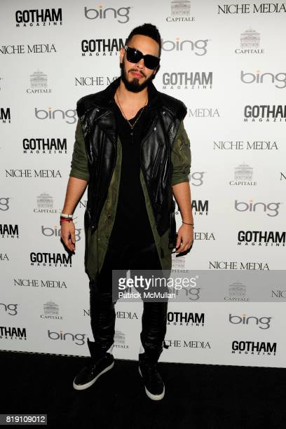 Leo Velasquez attends ALICIA KEYS Hosts GOTHAM MAGAZINES Annual Gala Presented by BING at Capitale on March 15, 2010 in New York City.