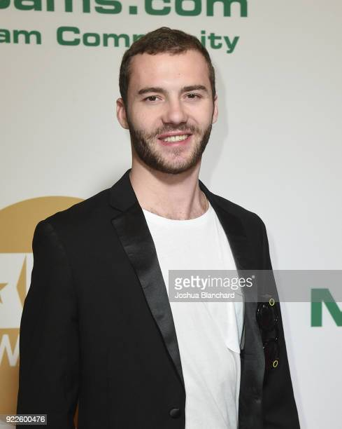 Leo West attends the 2018 XBIZ Awards on January 18 2018 in Los Angeles California