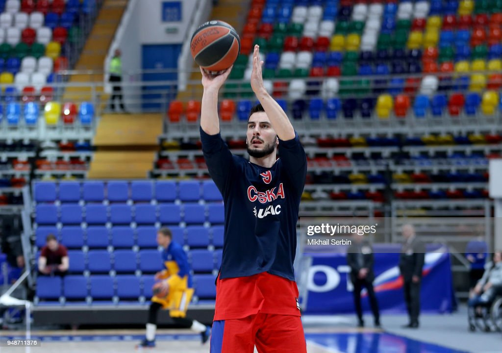 CSKA Moscow v Khimki Moscow Region - Turkish Airlines Euroleague Play off Game Two