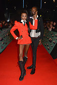 london england exclusive coverage leomie anderson