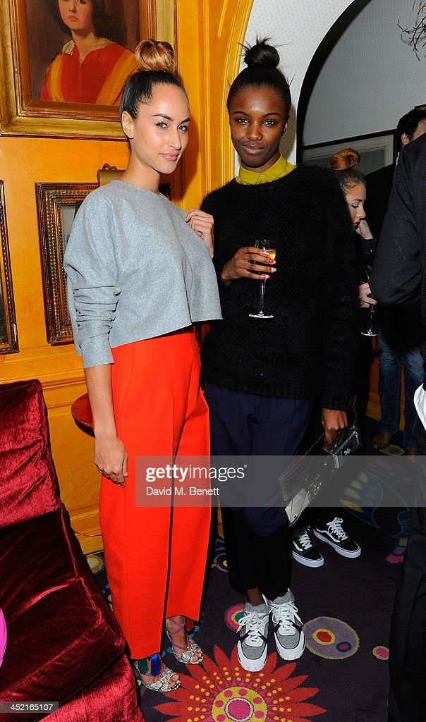 Veuve Clicquot Style Party : News Photo