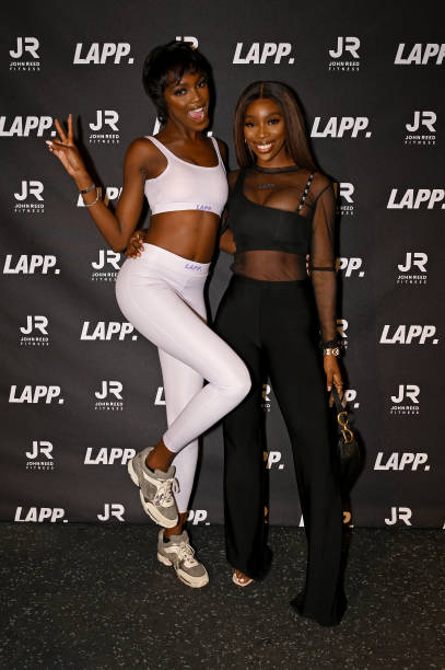 GBR: New John Reed Fitness Partners With LAPP For A Launch Party Hosted By Leomie Anderson During London Fashion Week