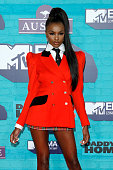 london england leomie anderson attends mtv