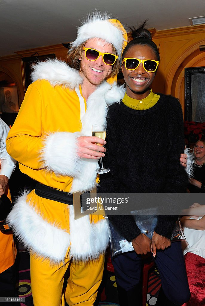 Veuve Clicquot Style Party : News Photo