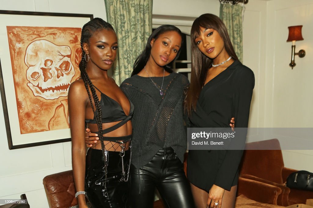 #OwnTheTable Dinner & Panel Hosted by Leomie Anderson and Ray BLK : ニュース写真