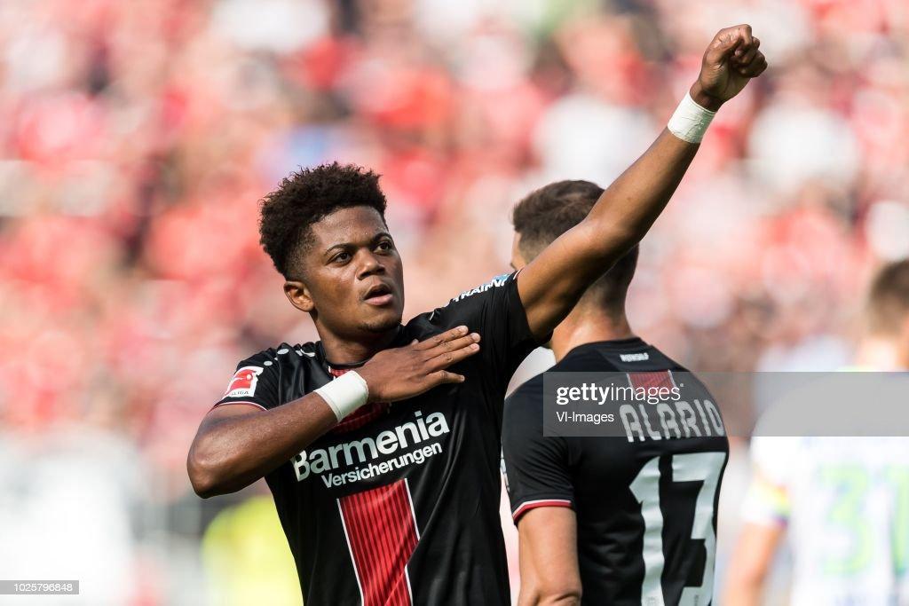 """Bundesliga""""Bayer Leverkusen v VFL Wolfsburg"""" : ニュース写真"""