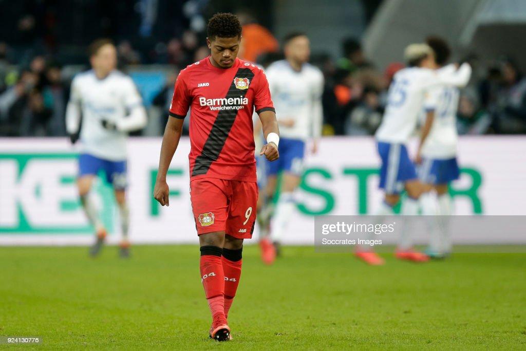 Bayer Leverkusen v Schalke 04 - German Bundesliga : News Photo